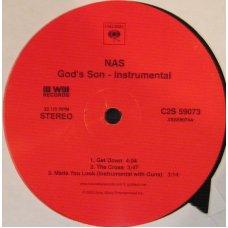 Nas - God's Son (Instrumental), 2xLP