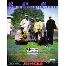 """South Central Cartel - Costa Nostra / Break Bread, 12"""", Promo"""