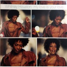 """Whitney Houston - My Love Is Your Love, 12"""", Promo"""