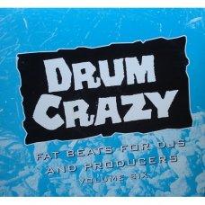 Fishguhlish - Drum Crazy Volume Six, LP