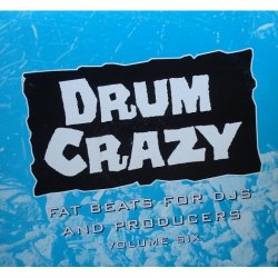 Fishguhlish - Drum Crazy Volume Six, LP