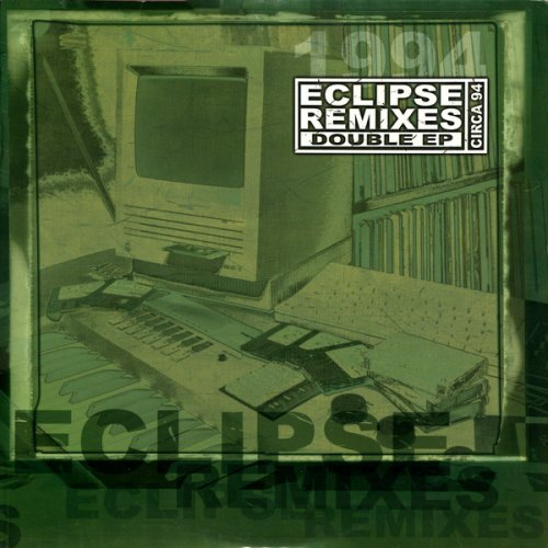 "DJ Eclipse - Eclipse Remixes Circa 94, 2x12"", EP"