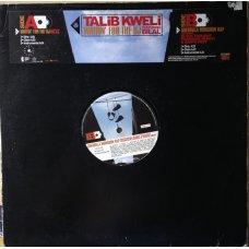"Talib Kweli - Waitin' For The DJ, 12"", Promo"