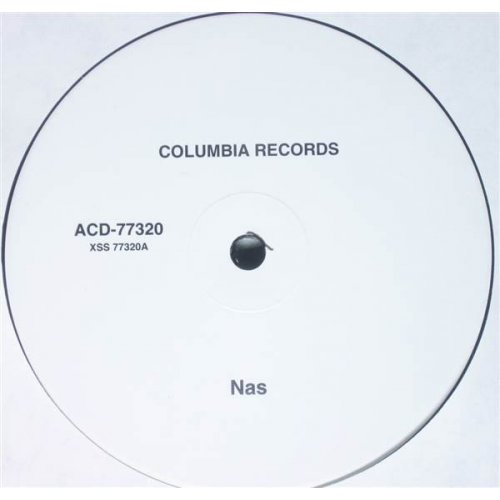 Nas - It Ain't Hard To Tell, 12""