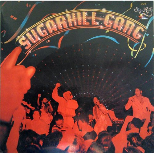 Sugarhill Gang - Sugarhill Gang, LP, Reissue