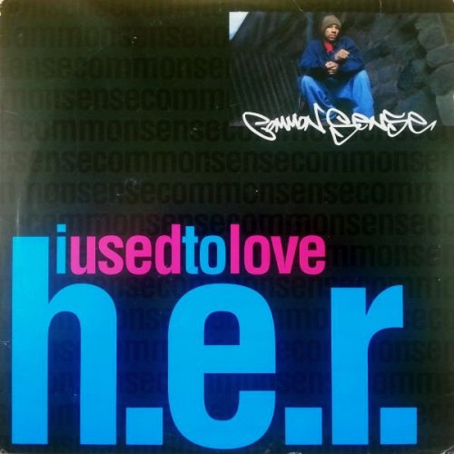 Common Sense - I Used To Love H.E.R. / Communism, 12""