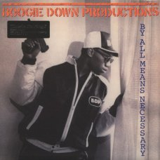Boogie Down Productions - By All Means Necessary, LP, Reissue