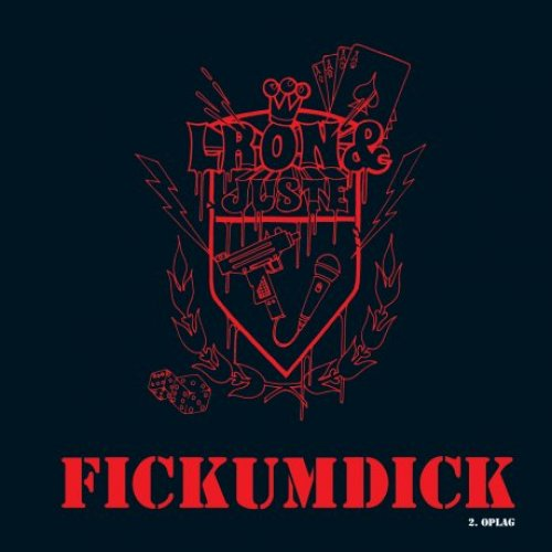 3dad3acbb Lron Harald & Juste - Fickumdick, 2xLP, Genoptryk