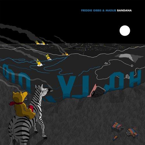 Freddie Gibbs & Madlib - Bandana, LP (US Pressing)
