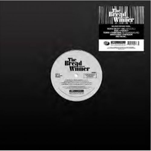 KVBeats - The Bread Winner, LP