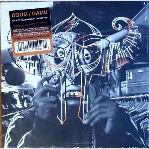 "Doom / Damu - Coco Mango, 7"""
