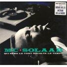 MC Solaar - Qui Sème Le Vent Récolte Le Tempo, LP
