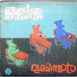 "Quasimoto - Microphone Mathematics, 12"""