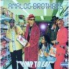 Analog Brothers - Pimp To Eat, 2xLP
