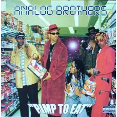 Analog Brothers - Pimp To Eat, 2xLP