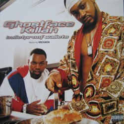 Ghostface Killah - Bulletproof Wallets, 2xLP
