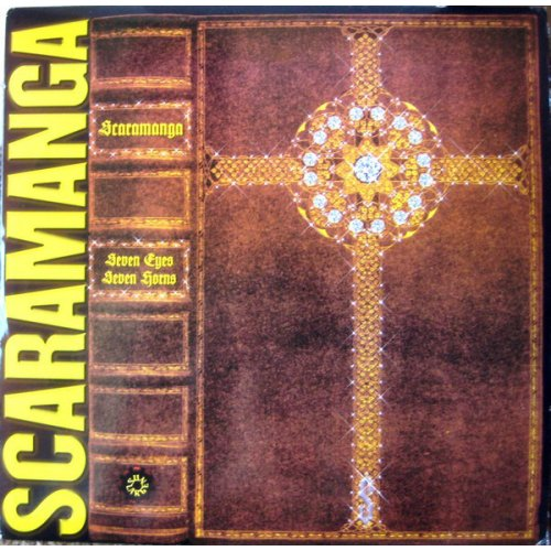 Scaramanga - Seven Eyes, Seven Horns, 2xLP