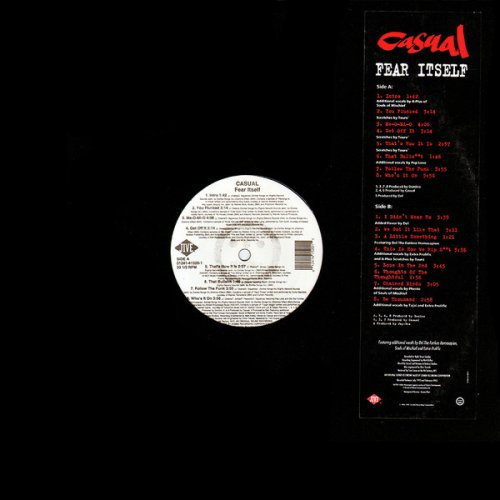 Casual - Fear Itself, LP