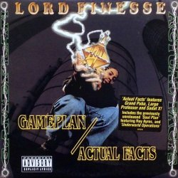 Lord Finesse - Gameplan / Actual Facts, 12""