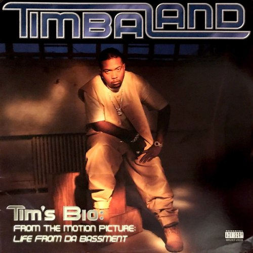 Timbaland - Tim's Bio: From The Motion Picture: Life From Da Bassment, 2xLP