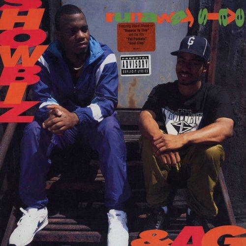 Showbiz & A.G. - Runaway Slave, 2xLP