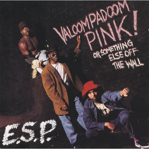E.S.P. - Valoompadoom Pink! Or Something Else Off The Wall, LP