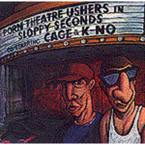 Porn Theatre Ushers - Sloppy Seconds, 2x12""