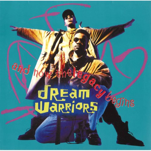 Dream Warriors - And Now The Legacy Begins, LP