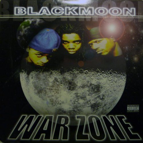 Black Moon - War Zone, 2xLP