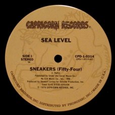 """Sea Level - Sneakers (Fifty-Four), 12"""""""