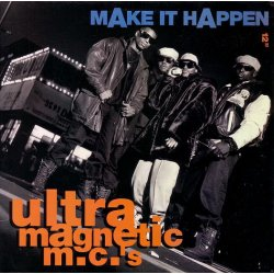 "Ultramagnetic MC's - Make It Happen, 12"", Promo"