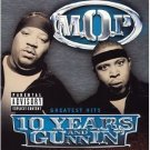 M.O.P. - 10 Years And Gunnin', 2xLP