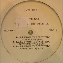 Proper Dos - Tales From The Westside, 12""