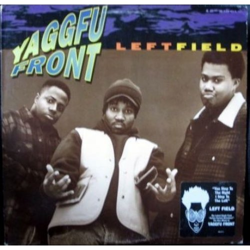 "Yaggfu Front - Left Field, 12"", Promo"