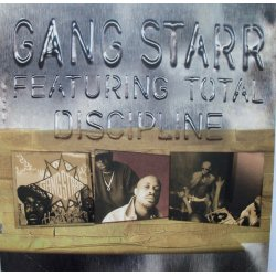 "Gang Starr - Discipline, 12"""