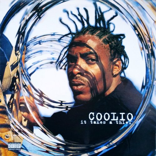 Coolio - It Takes A Thief, LP