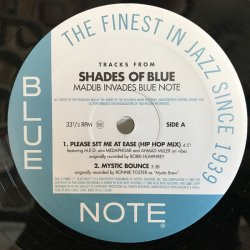 Madlib - Tracks From Shades Of Blue - Madlib Invades Blue Note, 12""