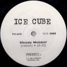 Ice Cube - Steady Mobbin' / No Vaseline, 12""