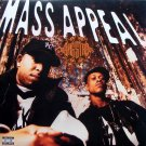 "Gang Starr - Mass Appeal, 12"", Reissue"