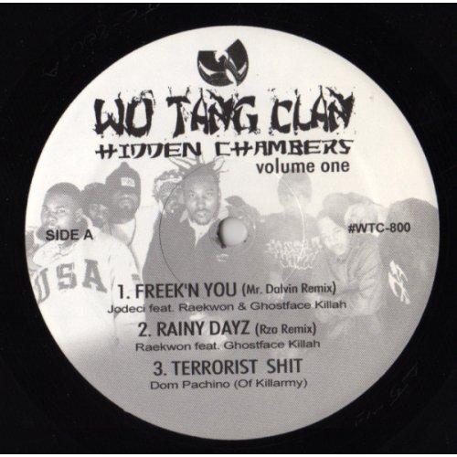 "Various - Wu-Tang Hidden Chambers Vol. 1, 12"""