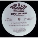 "Big Mike - Playa Playa / Having Thang, 12"", Promo"
