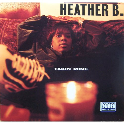 Heather B. - Takin Mine, LP