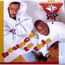 "Showbiz & A.G. - Bounce Ta This, 12"", Promo"