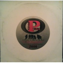 "Grand Puba - I Like It (I Wanna Be Where You Are), 12"", Promo"