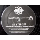 Gang Starr - All 4 Tha Ca$h / The ? Remainz, 12""
