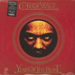 C-Rayz Walz - Year Of The Beast, 2xLP