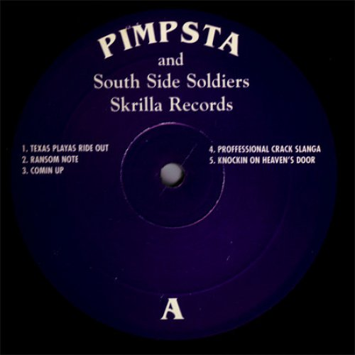 Pimpsta - South Side Soldiers, LP
