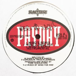 "Kaliphz - Wass The Deal?, 12"", Promo"