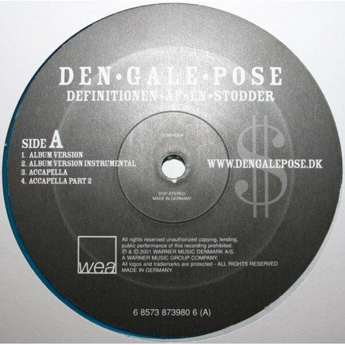 """Den Gale Pose - Definitionen Af En Stodder, 12"""""""