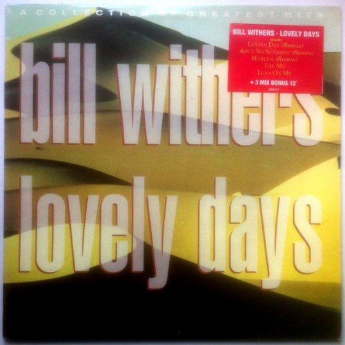"""Bill Withers - Lovely Days, LP + 12"""", 45 RPM"""